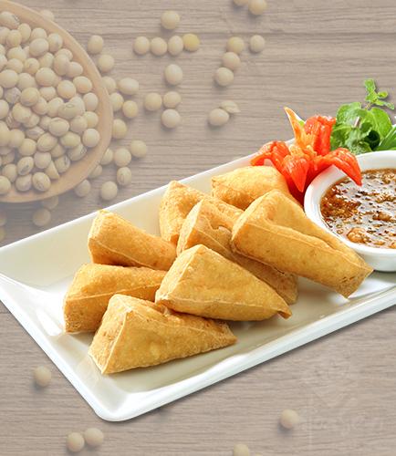 Main photo_Triangle Tofu 240g Pack_hoasen tofu