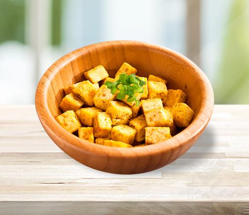 Made with lots of love_hoa sen tofu